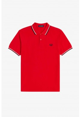 POLO M/C Q3 6410 FRED PERRY HOMBRE