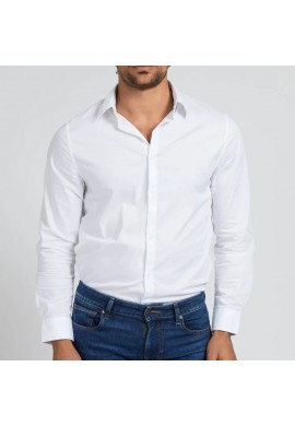 CAMISA M1YH20 W7ZK1 GUESS HOMBRE