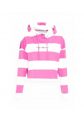 SUDADERA DW0DW11187 TOMMY JEANS MUJER