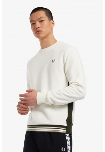SUDADERA Q3 7547 FRED PERRY HOMBRE