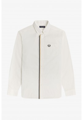 CAMISA M/L 7316 FRED PERRY HOMBRE