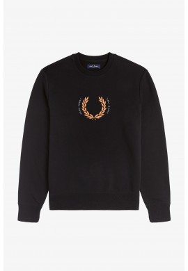SUDADERA Q3 7510 FRED PERRY HOMBRE