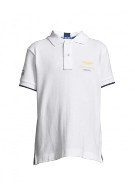POLO AMR SOLID HACKETT NIÑO