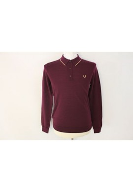 POLO M/L FRED PERRY HOMBRE