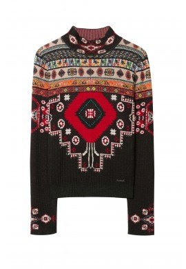 JERSEY CONNY DESIGUAL MUJER