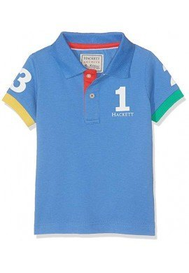 POLO HK561182 HACKETT NIÑO