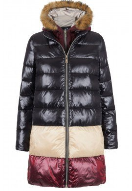 PARKA O005 Q300 YES-ZEE MUJER