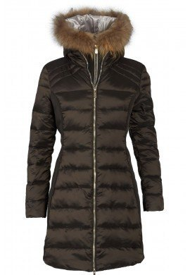 PARKA O015 Q100 YES-ZEE MUJER