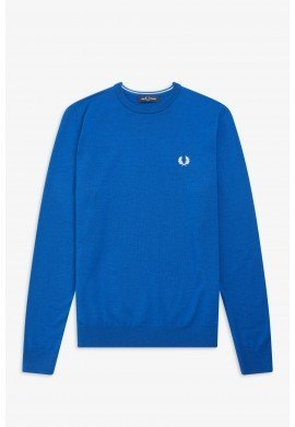 JERSEY C/REDONDO 5521 FRED PERRY HOMBRE