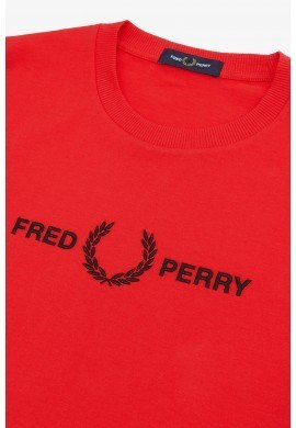 CAMISETA M/C 5302 FRED PERRY HOMBRE