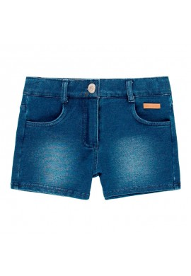 SHORT 499079-BLUE BOBOLI NIÑA