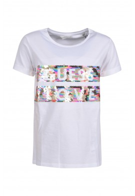 CAMISETA J02I08 K6YW GUESS KIDS