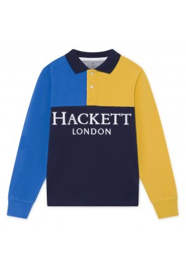 POLO HK550528 HACKETT NIÑO