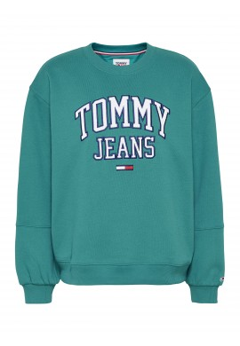 SUDADERA DW0DW08981 TOMMY JEANS MUJER