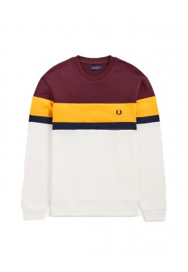 SUDADERA 6503 FRED PERRY HOMBRE