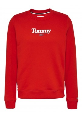 SUDADERA DW0DW08973 TOMMY JEANS MUJER