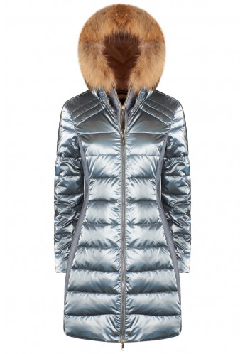PARKA O015 Q600 YES-ZEE MUJER-D//