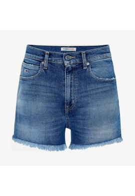 SHORT VAQUERO DW0DW10083 TOMMY JEANS MUJER